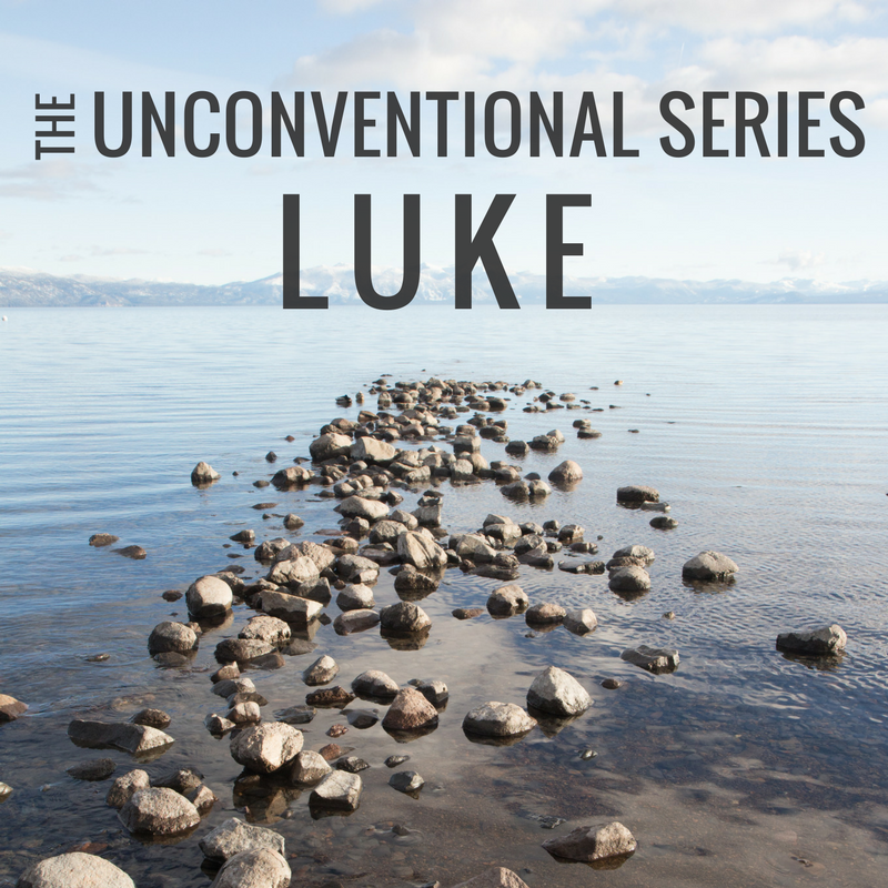 The Unconventional Series - Luke Podcast
