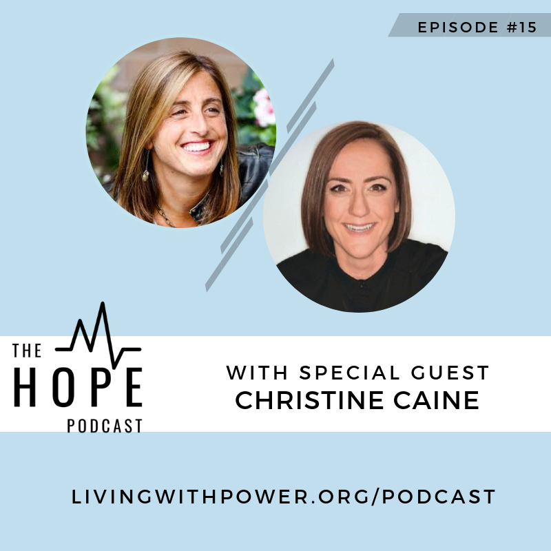 Podcast - Living With Power